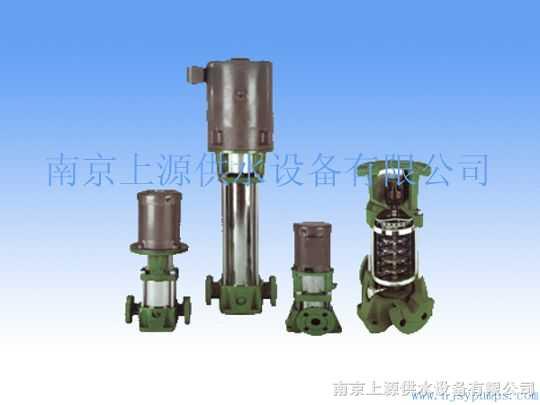 立式多级不锈钢泵图片