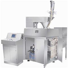 GL5-100全自动干法制粒机