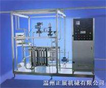 全自动板式超高温杀菌设备
