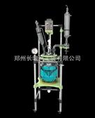郑州双层玻璃反应釜