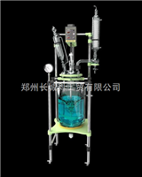 GR-50L河南双层玻璃反应釜