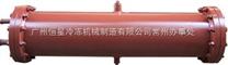 风冷冷水机干式蒸发器