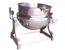 FK系列不銹鋼可傾式反應鍋