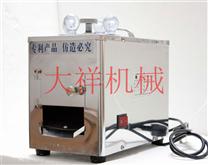 小型中药切片机(自产自销,质量可靠,广州大祥)