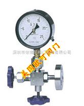 進口壓力表針形截止閥,進口壓力表針型閥,進口壓力表截止閥