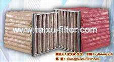 铜仁空调防尘过滤袋,贵阳玻纤袋式过滤网