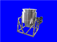 上海康健ZYG-0.5可傾式蒸煮鍋