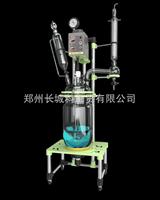 GR-10郑州长城双层玻璃反应釜性能特点