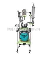 GR-20L双层玻璃反应釜专业厂家价格