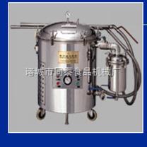 油炸食品行业煎炸油滤油机,过滤机
