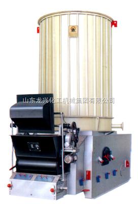 立式链条燃煤导热油锅炉
